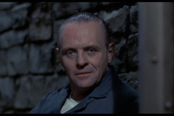 Anthony Hopkins como Hannibal Lecter (Foto: Reprodução)