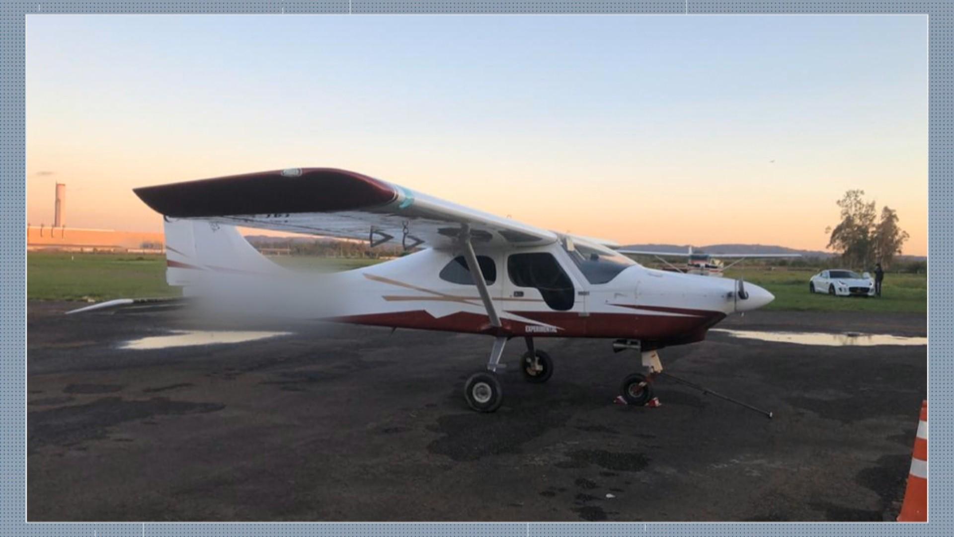 Presa quadrilha que transportava até 200 kg de drogas por semana do Paraguai para o RS em aviões, diz polícia