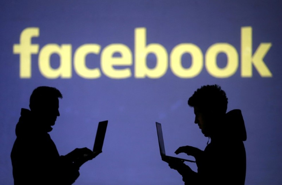 Facebook matinha a conta bloqueada por questão de privacidade — Foto: Reuters