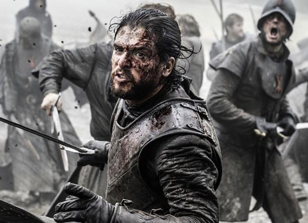Kit Harington, o Jon SNow de Game of Thrones (Foto: Divulgação/HBO)