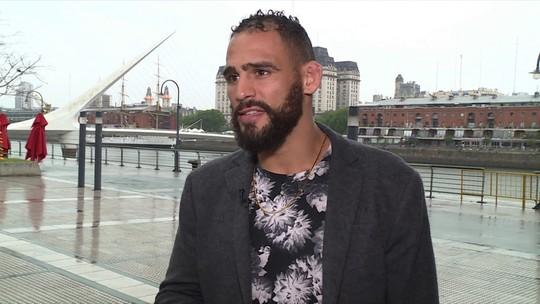 UFC Argentina: Santiago Ponzinibbio fala sobre carreira e relembra quando morou no Brasil