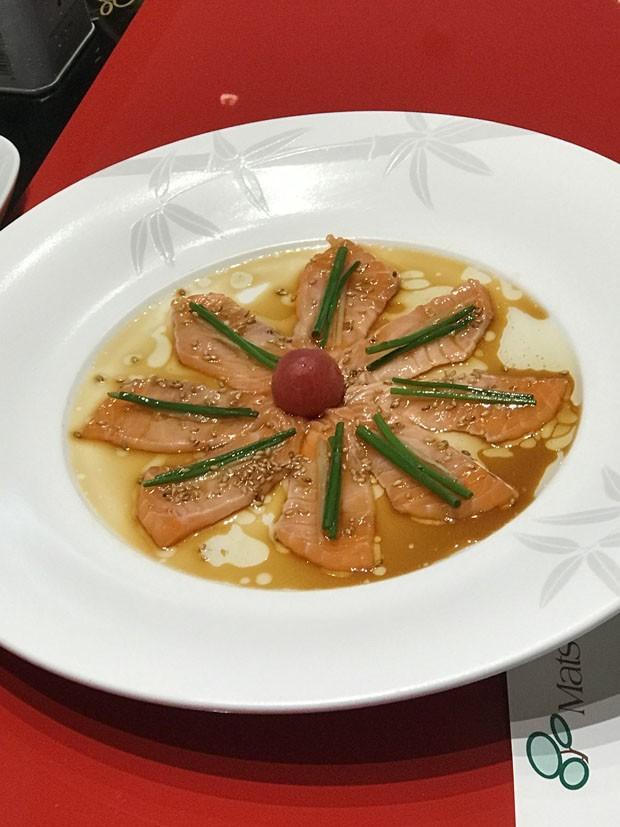 Lendário chef japonês Nobu Matsuhisa dá dicas para fazer sushis especiais (Foto: Isabel Junqueira)