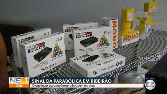 Globo leva orientações sobre sinal da TV digital em Ribeirão