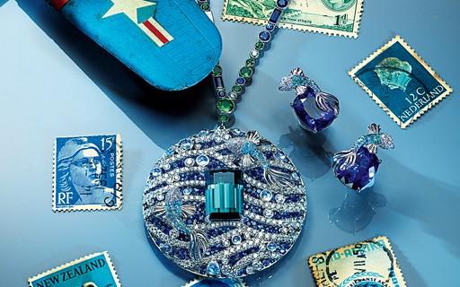 Tiffany & Co.: coleção de alta-joalheria em homenagem as águas