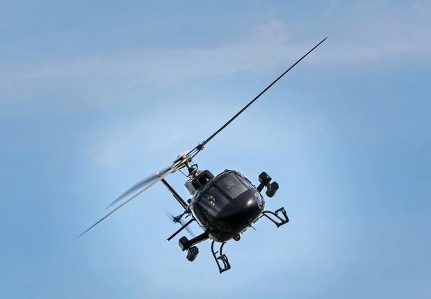 Helicóptero (Foto: Pexels)