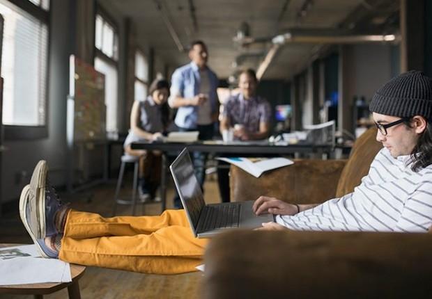 Carreira ; startup ; millennials ; etiqueta de trabalho ;  (Foto: Thinkstock)