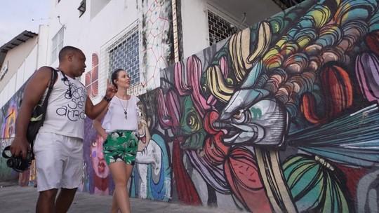 Estreia de 'Salvador em Outro Foco' mostra os benefícios de caminhar pela cidade