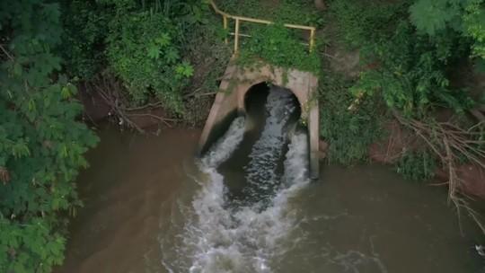 Ampliação da ETE de Rio Preto aumenta capacidade de tratamento do esgoto para população de 600 mil pessoas
