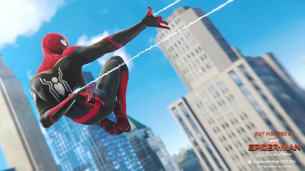 Spider-Man está mais barato nesta semana — Foto: Divulgação/Sony