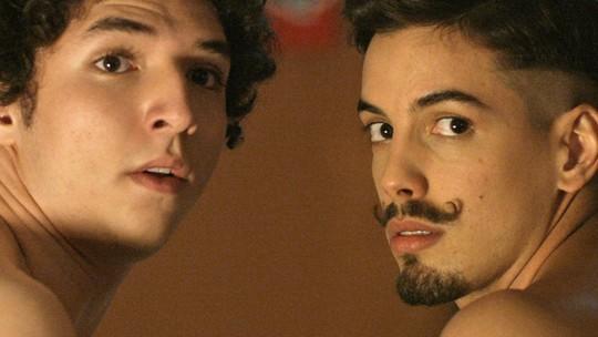 Últimos capítulos: Bruno e Sam são flagrados no quarto
