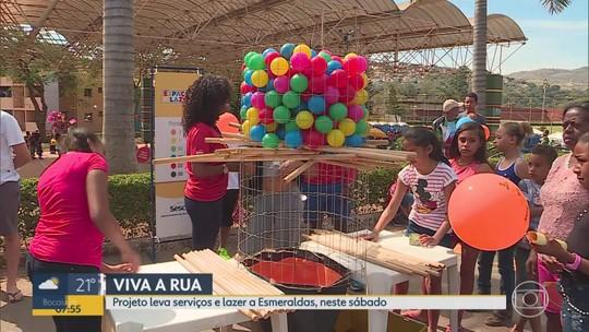 'Viva a Rua' é realizado neste sábado em Esmeraldas