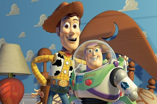 Imagem do primeiro Toy Story (Foto: Reprodução)