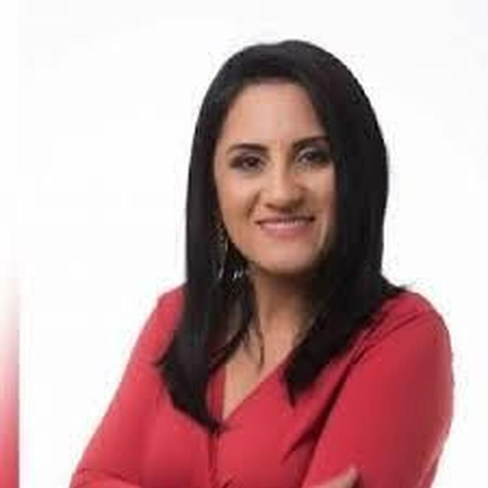 Inês Coelho foi eleita prefeita de Torixoréu — Foto: Divulgação