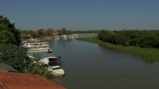 Exuberante, Rio Paraguai já fomentou a economia e hoje alavanca o turismo