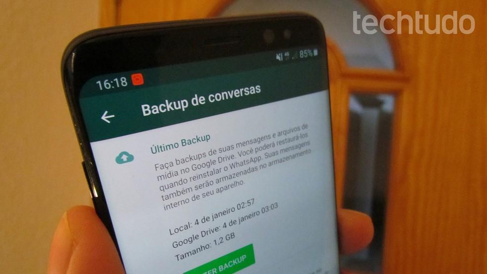 WhatsApp vai parar de funcionar? Sete fatos sobre fim do suporte do app em alguns celulares — Foto: Paulo Alves/TechTudo