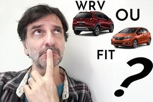 Henrique Koifman e a escolha do dia: Fit ou WRV?