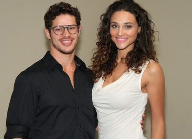 José Loreto e Debora Nascimento  (Foto: Reprodução)