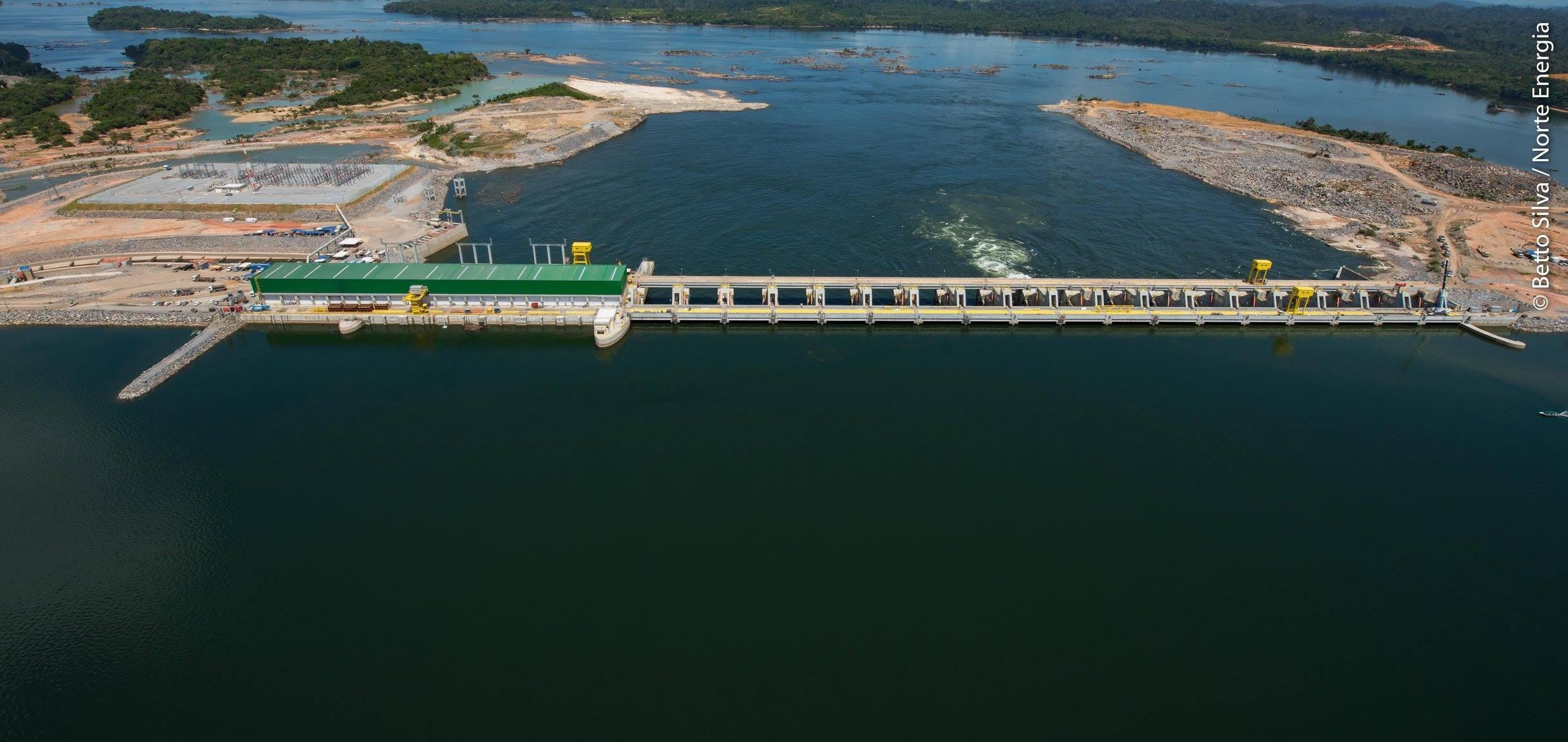 Belo Monte (Foto: Norte Energia)