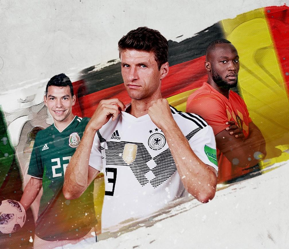 Copa dia 10 (Foto: Infoesporte)