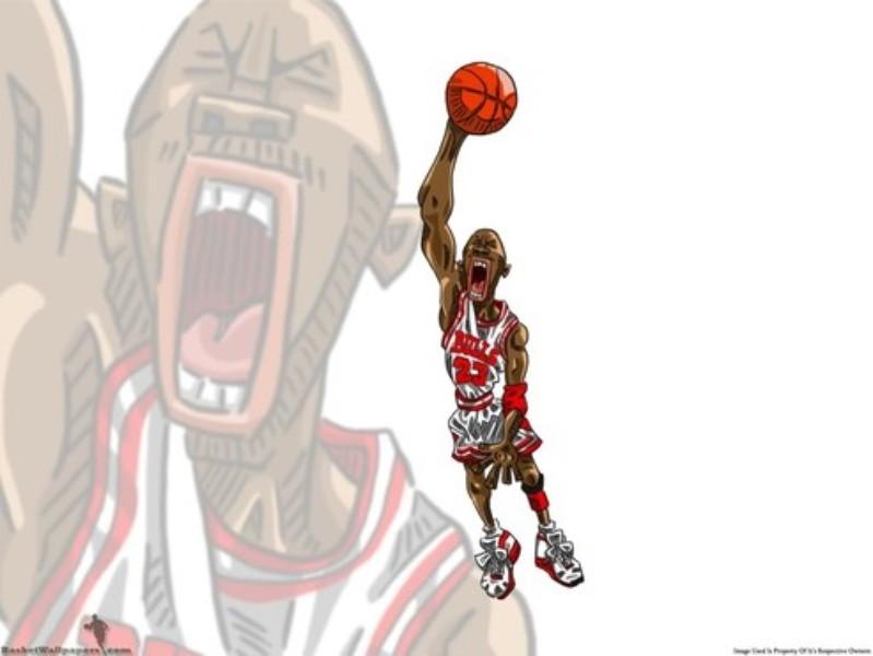49a2c49568 Papel de Parede  Michael Jordan