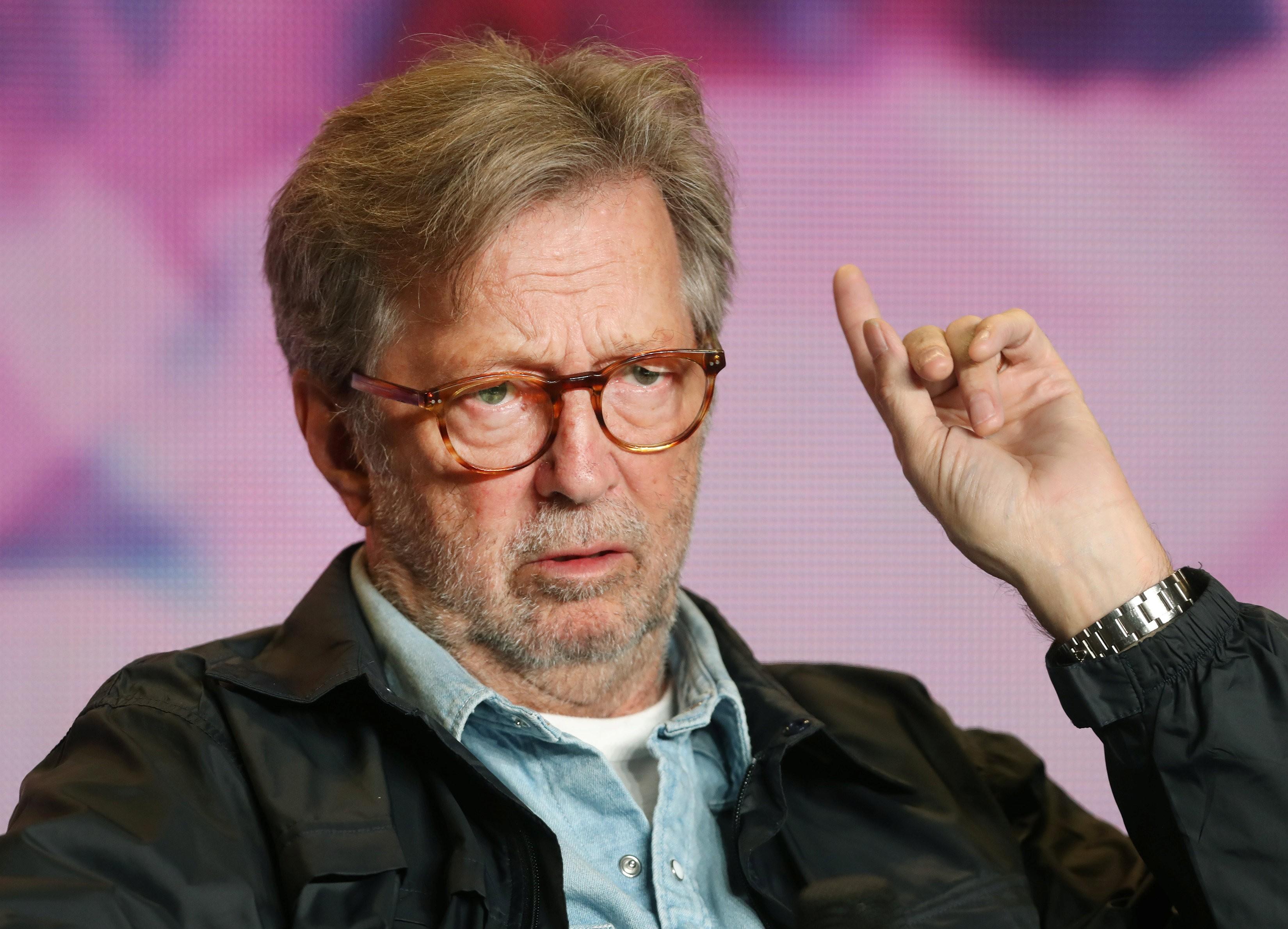 Eric Clapton: álbum natalino tem versão eletrônica de 'Jingle Bells' em homenagem a Avicii e faixa inédita