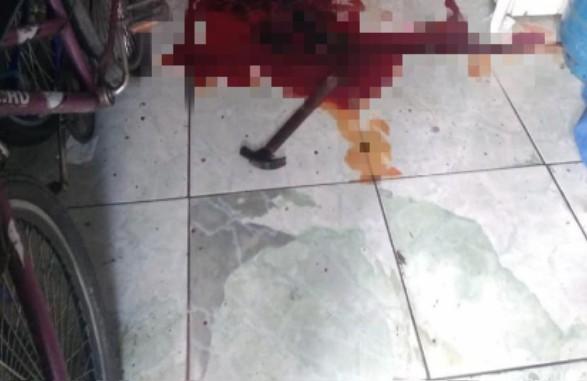 Adolescente mata o pai a golpes de martelo e deixa confissão em caderno, em RO