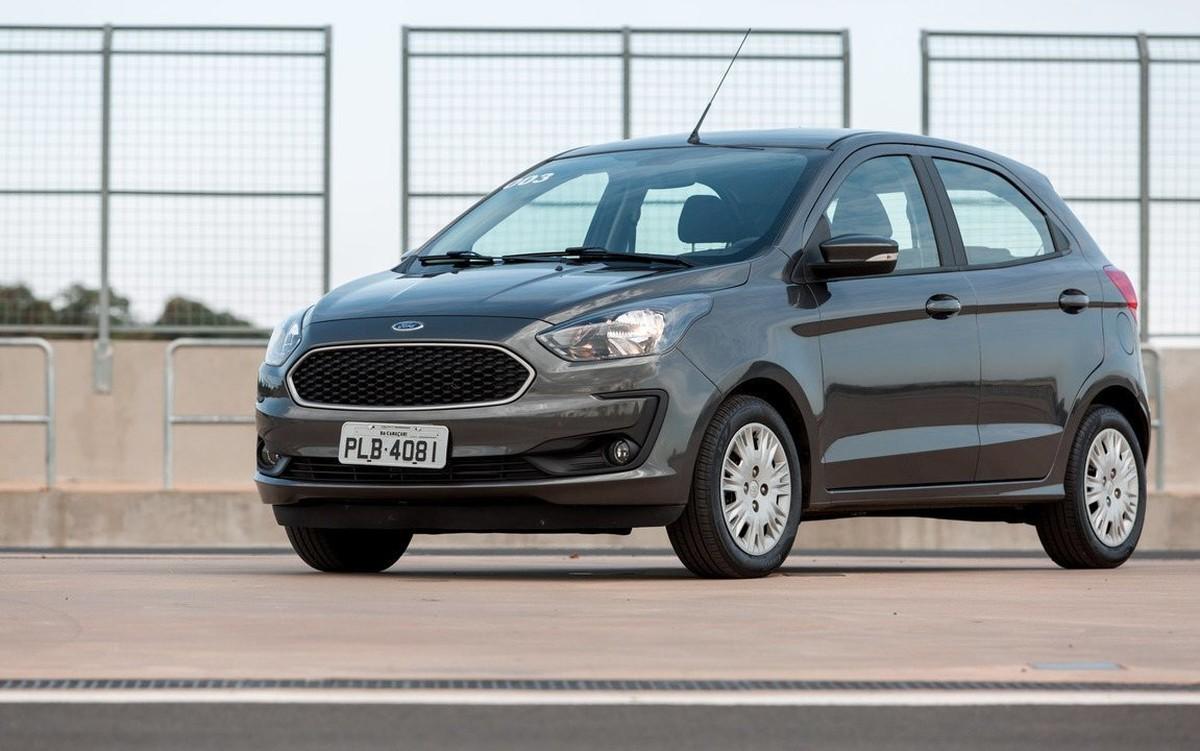 Ford Ka ganha motor mais potente e câmbio automático para acirrar briga com Onix e HB20 | Auto ...