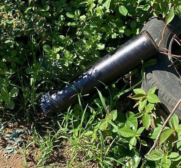Esquadrão detona 4ª bomba caseira encontrada na Grande Vitória em 8 dias