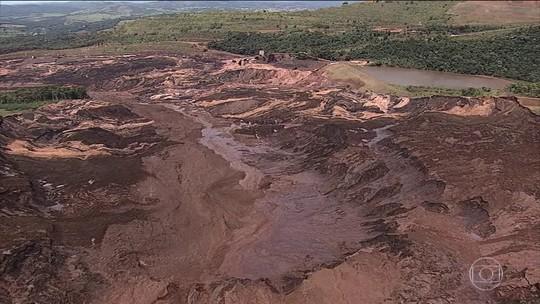 Lama da barragem de Brumadinho contamina reservatório da usina de Três Marias (MG)