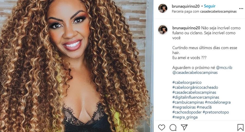 Influenciadora digital foi assassinada pelo marido em Valinhos — Foto: Reprodução