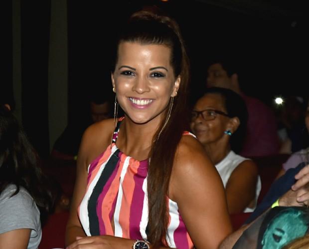 Renata Santos (Foto: Glauco Fernandes)