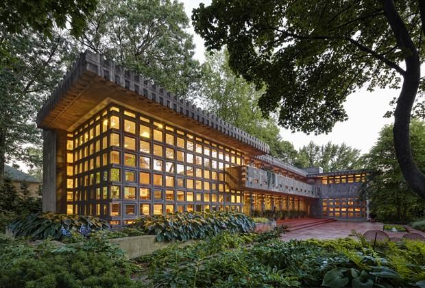 Descubra a moderna arquitetura de Michigan (Foto: James Haefner | Divulgação)