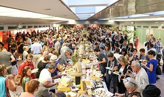 Os queijos brasileiros concorreram com outros de 14 países