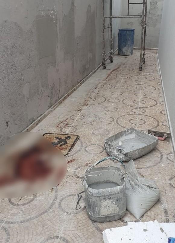 Homem é morto com golpe de picareta na cabeça no litoral de SP