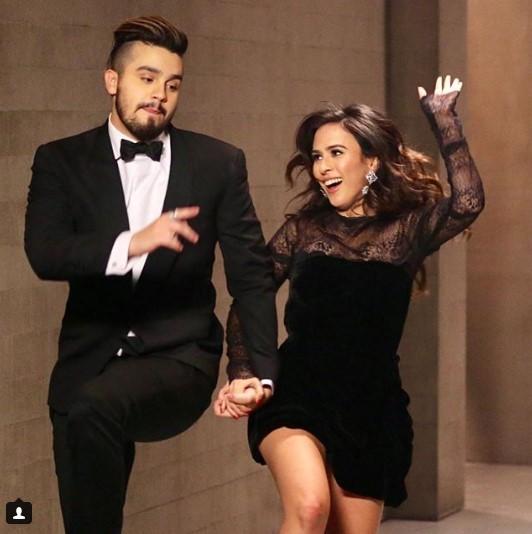 Luan Santana e Tatá Werneck irão lançar clipe juntos  (Foto: Reprodução Instagram)