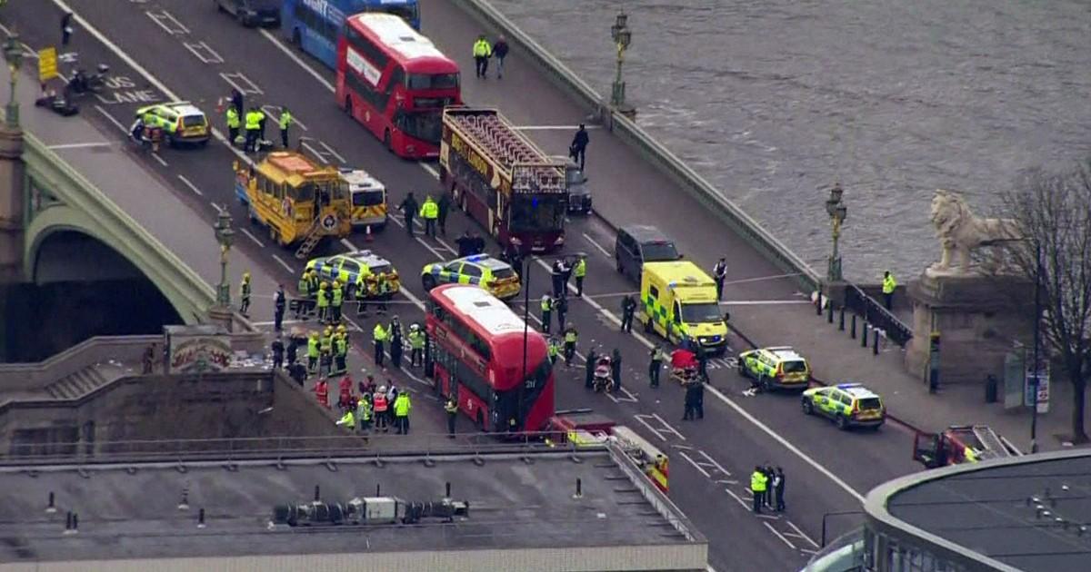 Ataque em Londres durou 82 segundos, diz polícia
