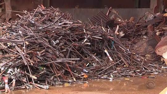 Operação do Exército destrói cerca de 10 toneladas de armamento apreendido no Rio Grande do Sul