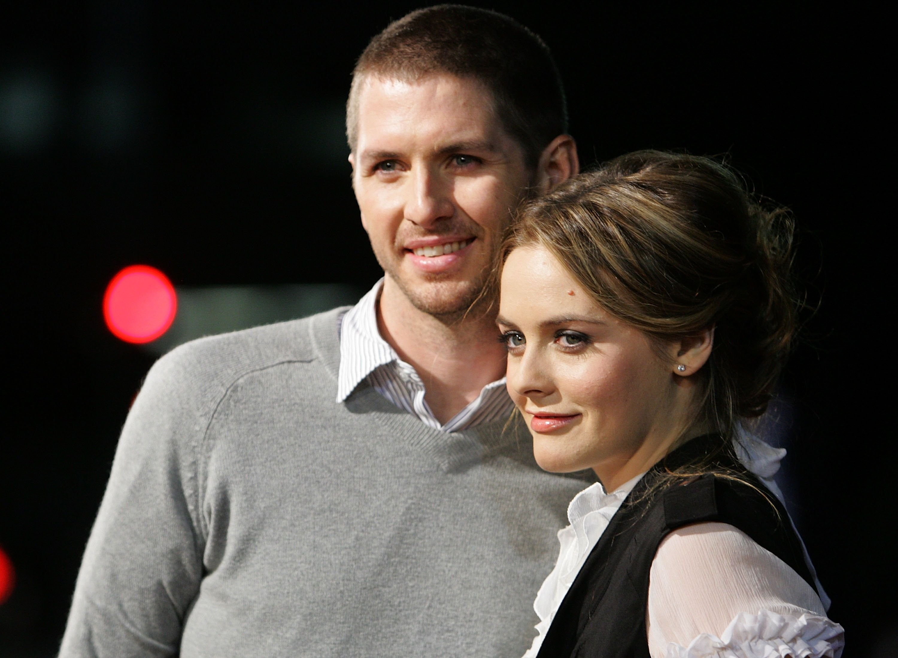 Alicia Silverstone e Christopher Jarecki (Foto: Getty Images)