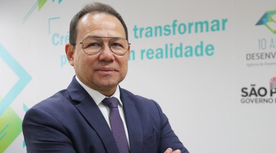 Nelson Antônio de Souza, presidente da Desenvolve SP (Foto: Divulgação)