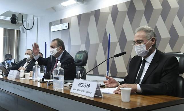 CPI da Covid pede à PGR que destaque procurador para auxiliar investigação