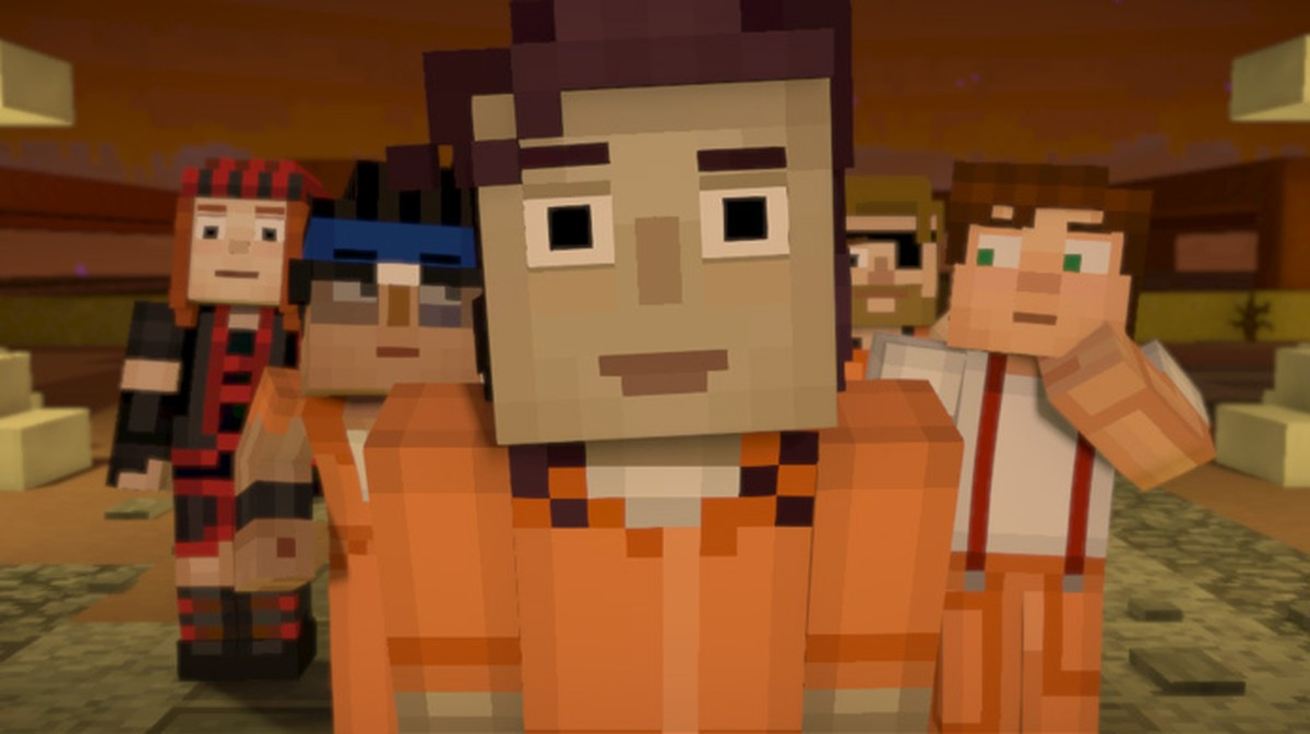 Minecraft: Story Mode - Season 2   Jogos   Download   TechTudo