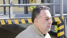 1º condenado na Lava Jato deixa a prisão no PR ( Junior Pinheiro/Folhapress)