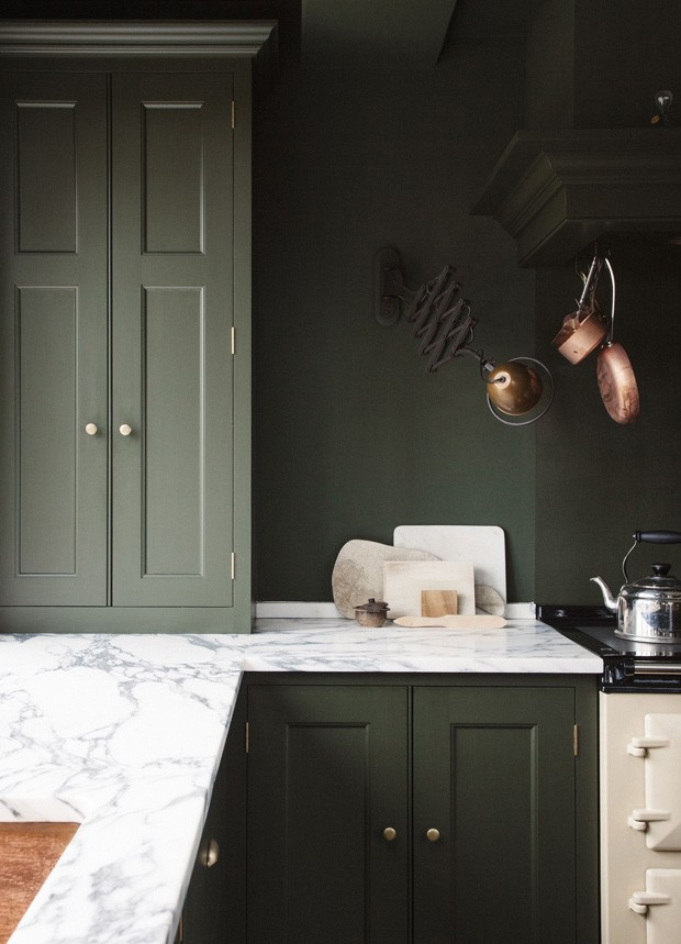 Mint Green Kitchen Cabinets Paint Colors
