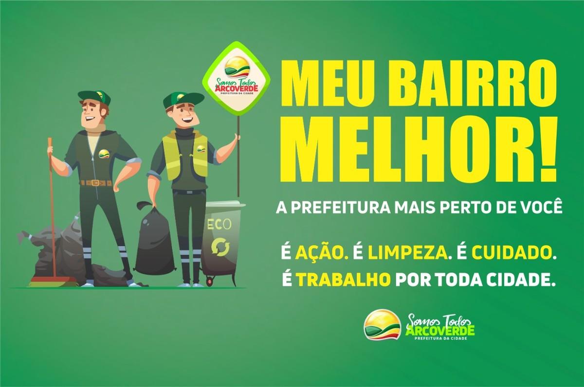 Projeto 'Meu Bairro Melhor' é realizado em Arcoverde - G1