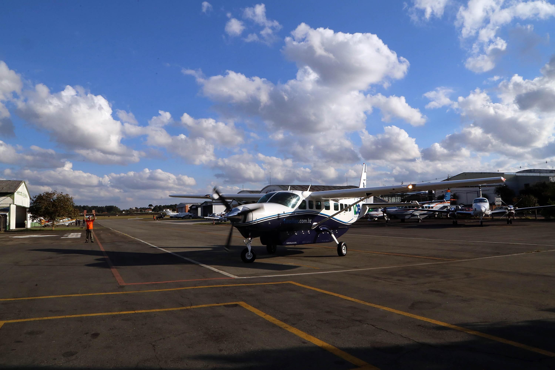Aeroporto Afonso Pena recebe 10 novos destinos para cidades do interior do Paraná - Notícias - Plantão Diário