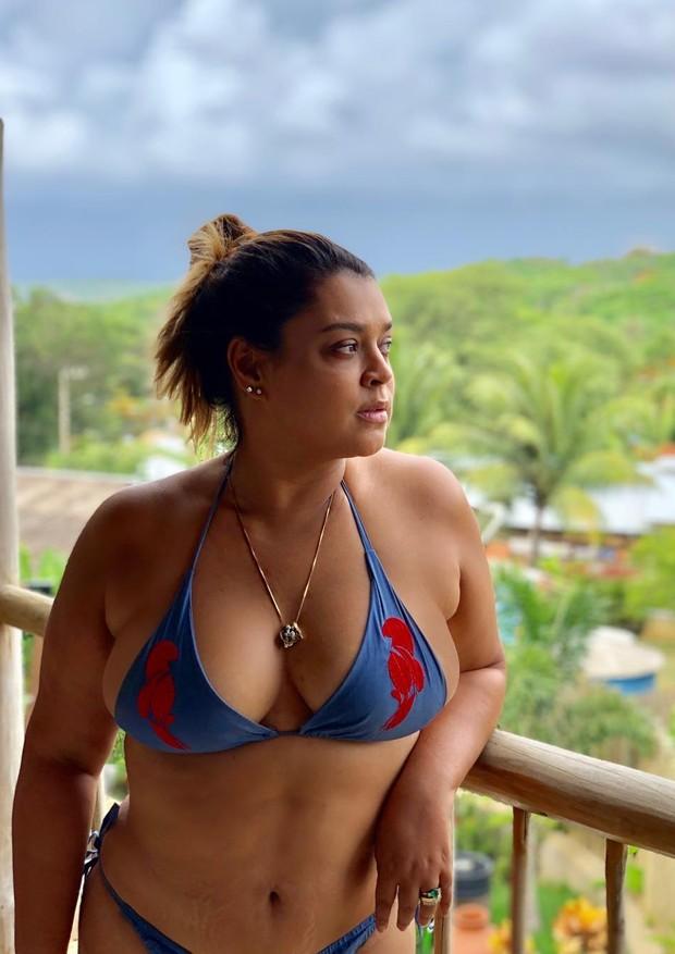 Preta Gil mostra beleza natural (Foto: Reprodução/Instagram)