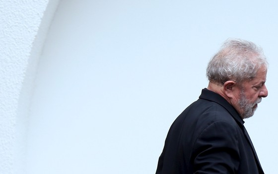 o ex presidente Lula (Foto: Adriano Machado / Reuters)