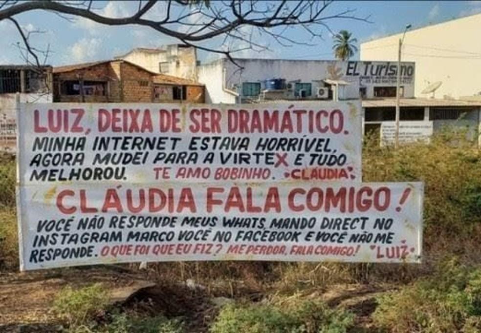 Campanha ganhou repercussão no Piauí em 2019 — Foto: Divulgação/Studio Som