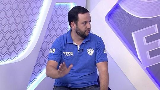 GE na Rede: diretor do Paysandu explica mudanças no Sócio Bicolor