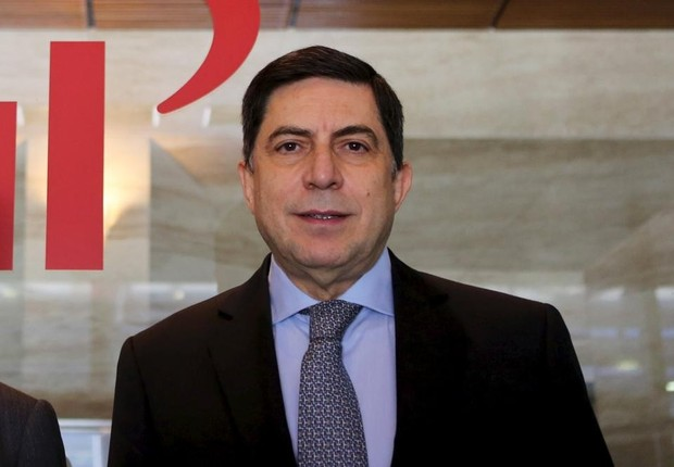Luiz Carlos Trabuco , presidente do Bradesco (Foto: Paulo whitaker/Reuters)
